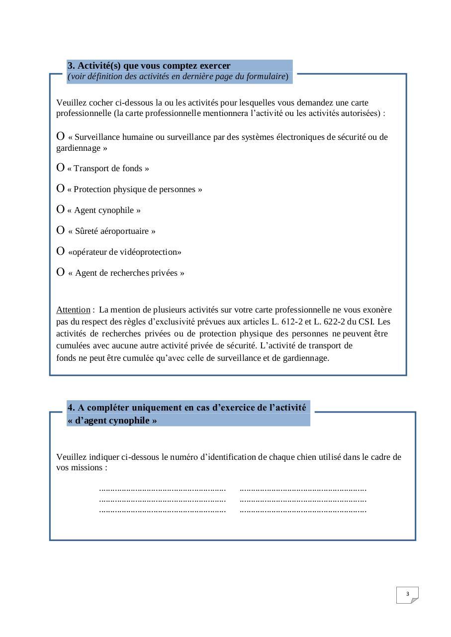formulaire cnaps