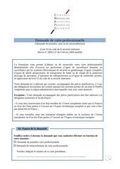Fichier PDF formulaire carte pro cnaps