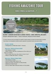 fishing amazonie tour circuit 1 semaine