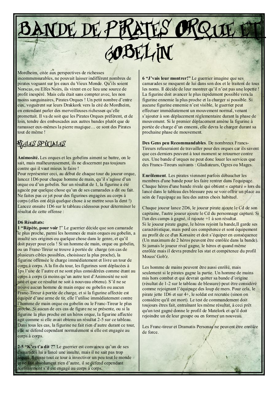 Aperçu du document Liste Pirate Orque.pdf - page 1/8