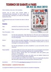 tournoi paris 2012