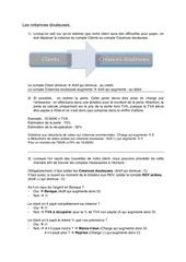 Fichier PDF creances douteuses
