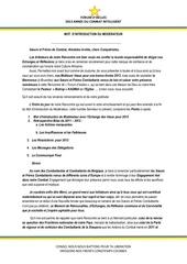 Fichier PDF mot d intruduction du moderateur