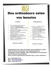 Fichier PDF pc