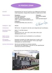 Fichier PDF pinceau leger