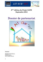 projet gate aet our int