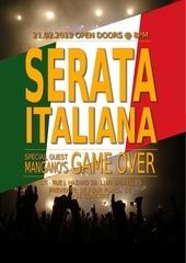 Fichier PDF serata italiana