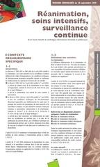 Fichier PDF 10 reanimation soins intensifs surveillance continue