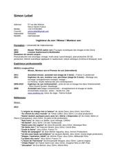 Fichier PDF cv simon lebel