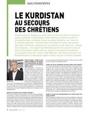 kurdistan secours chretiens
