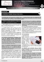 news letter 2013 t1