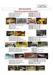 stock liste
