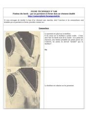 Fichier PDF 9 08 par un parement en forme dans un vetement double
