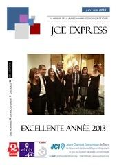 jcex janvier 2013
