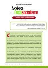 Fichier PDF ecosocialisme premier manifeste
