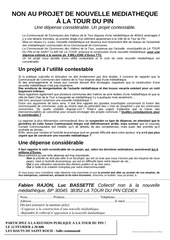 Fichier PDF tract mediatheque