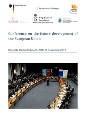 Fichier PDF konferenzbericht conference on the future of europe 281112
