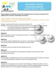 reglement concours general 2013 fr