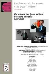 4pages chroniques web