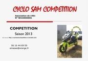 sponsoring cyclo sam 2013