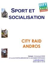 city raid andros barcelone
