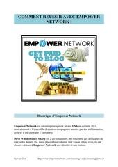 comment reussir avec empower network syl