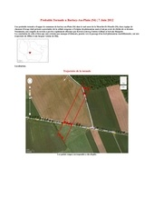 dossier tornade barisey au plain 7 juin 2012
