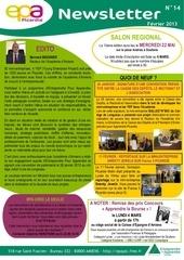 newsletter epapic n 14