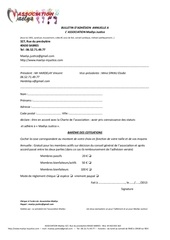 Fichier PDF bulletin d adhesion 2