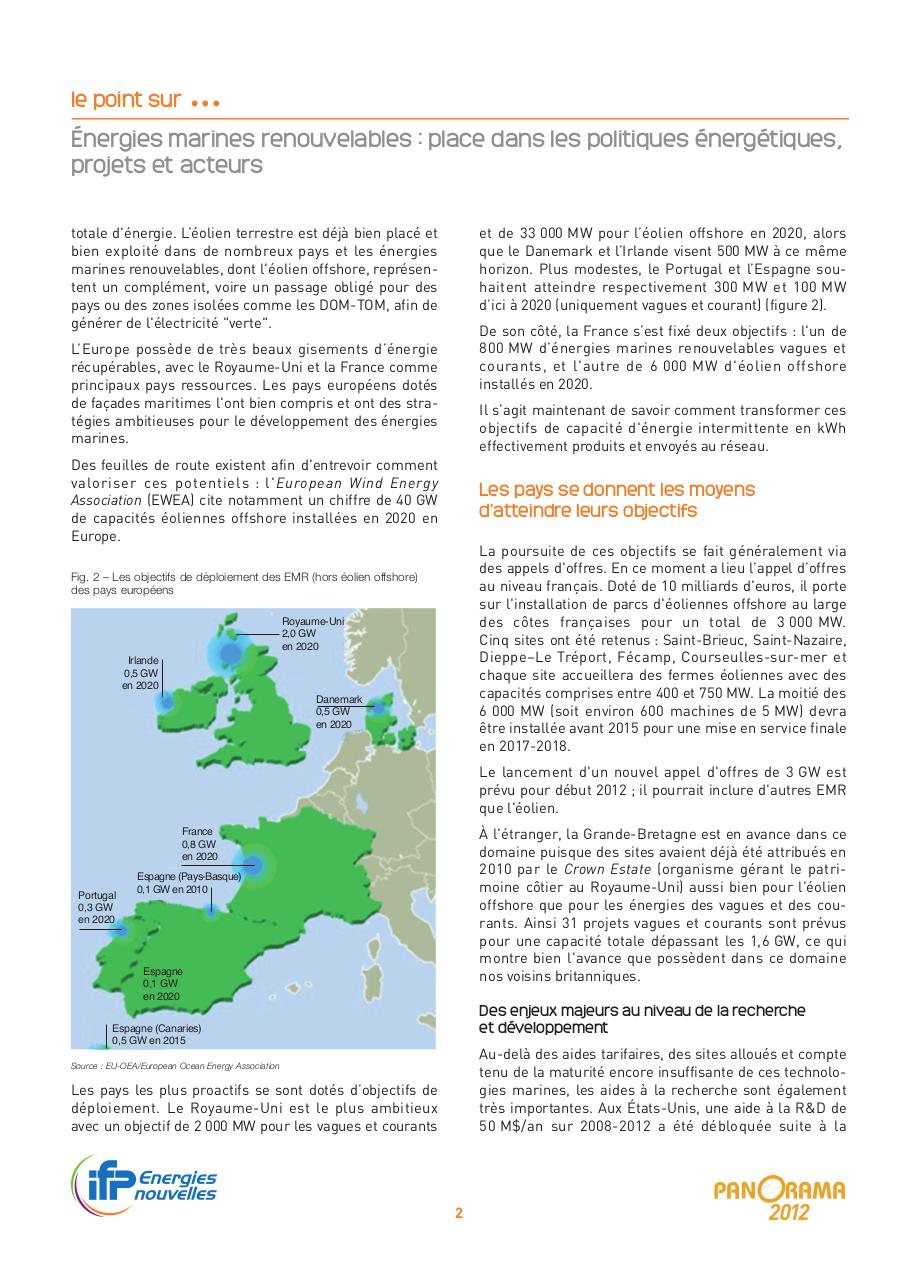 Panorama2012_08-VF_Energies-Marines-Renouvelables.pdf - page 2/5