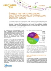 panorama2012 08 vf energies marines renouvelables