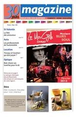 30 jours magazine fevrier2013