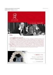 academie du sourire la newsletter fevrier 2013