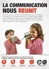 Fichier PDF l argus de la presse campagne corporate 2013