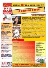 le chiffon rouge janvier fevrier 2013