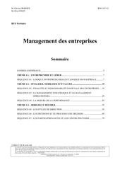 management de l entreprise 1a f1