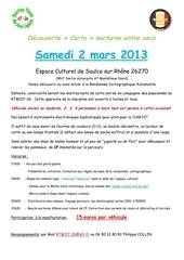 presentation et non recours carto 2 mars 2013