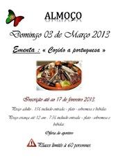 repas cozido a portuguesa em portugues