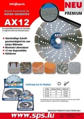 Fichier PDF flyer disque ax12 displays ohne p sps