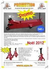 promo noel 2012 cric chandelles kraftwerk