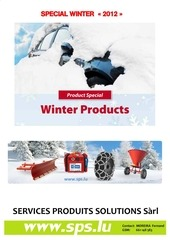 special winter products 2012 sps