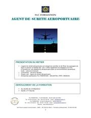 agent de surete aeroportuaire flc formation
