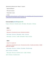 Fichier PDF aventure pretes du mal