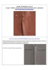 Fichier PDF 40 28 doublure de jupe autour d une fente