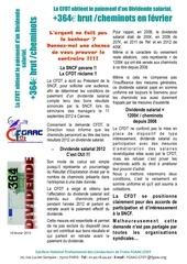 tract fgaac dividende salarial
