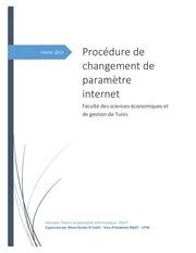 Fichier PDF changement parametres connexion fsegt