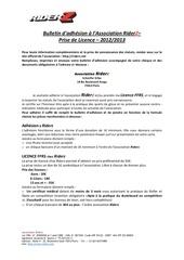 bulletin d adhesion 12 13 1