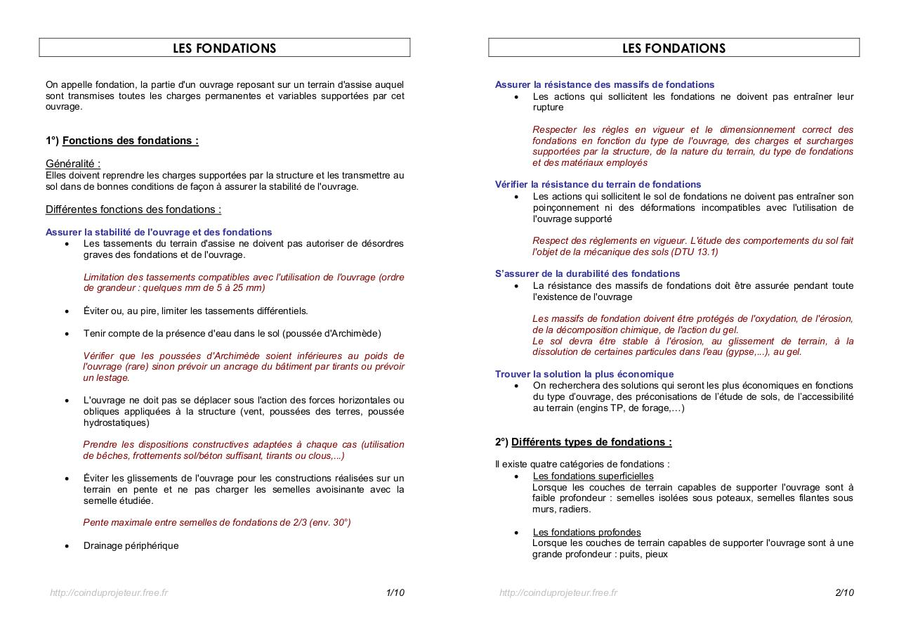 Aperçu du document Les fondations.pdf - page 1/5