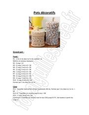 Fichier PDF pots decoratifs