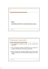 cip42 c2 opmatricielles